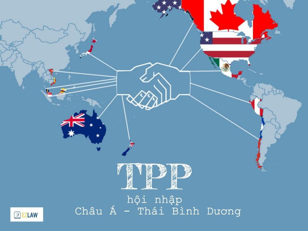 TPP Hiệp định đối tác xuyên Thái bình dương