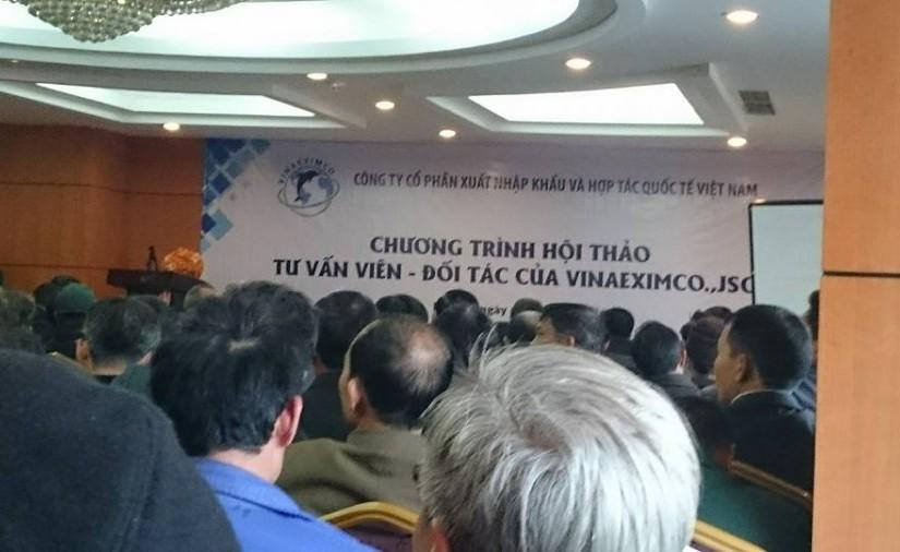 Hội thảo mở rộng KH đi xuất khẩu lao động Nhật Bản - Đài Loan