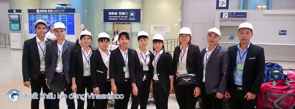 Xuất khẩu lao động Đài Loan làm cơ khí 1