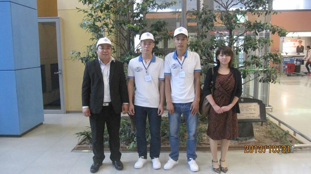 công ty vinaeximco tuyển 31 lao động sang đài loan làm việc