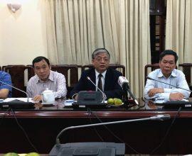 Thứ trưởng bộ lao động phát biểu về xkld hàn quốc