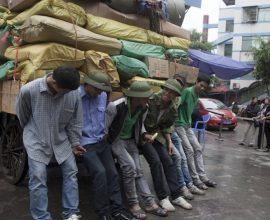 xuất khẩu lao động chui và những rủi ro khôn lường