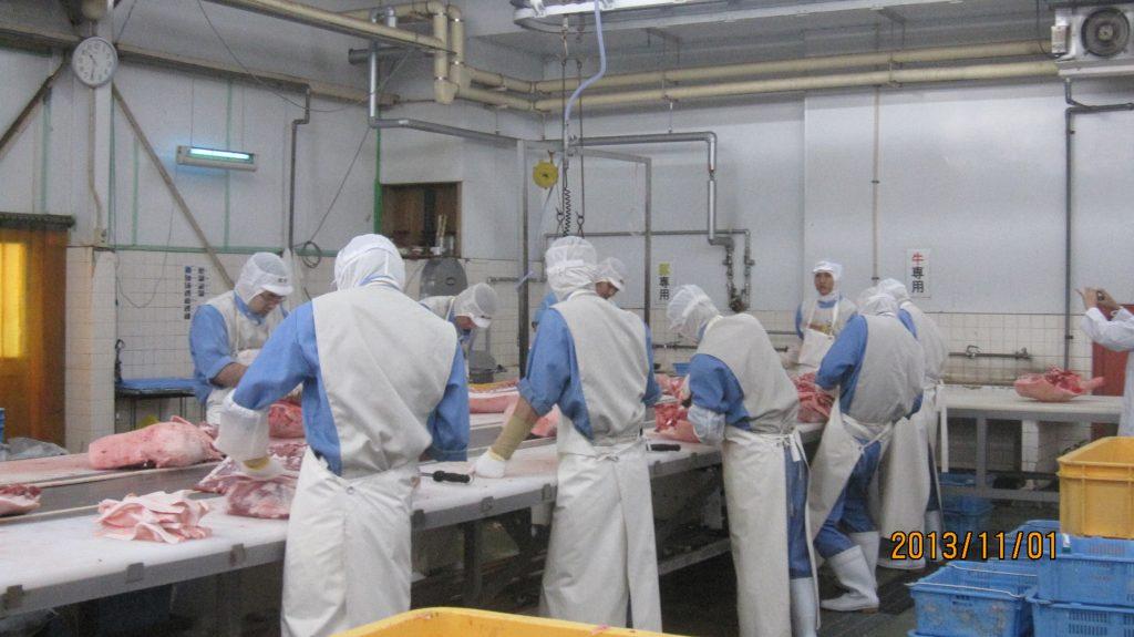 vinaeximco tuyển lao động sang Nhật Bản làm chế biến thực phẩm 1