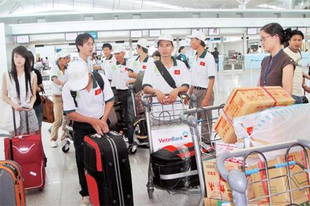 Xuất khẩu lao động Việt Nam