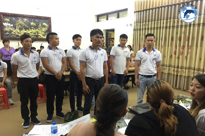 Bước thi tuyển trong thủ tục đi Đài Loan làm việc