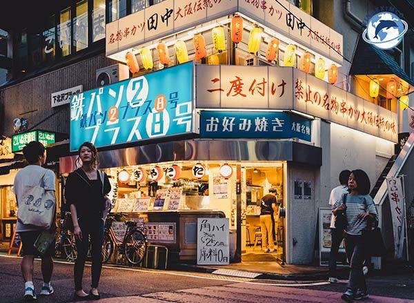 chi phí đi làm việc tại Nhật Bản phí ăn ở