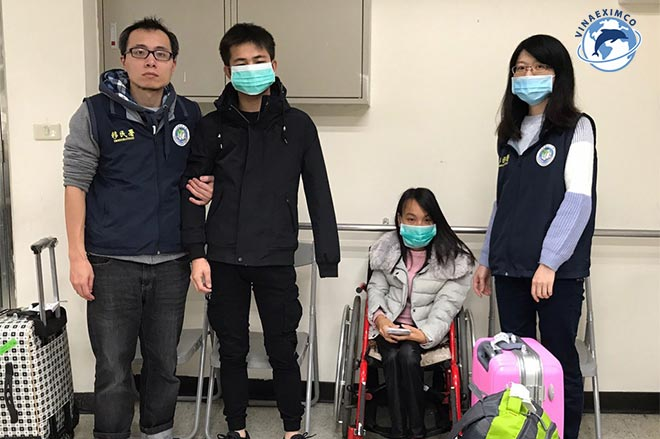 chủ Đài Loan gọi cảnh sát ép về nước