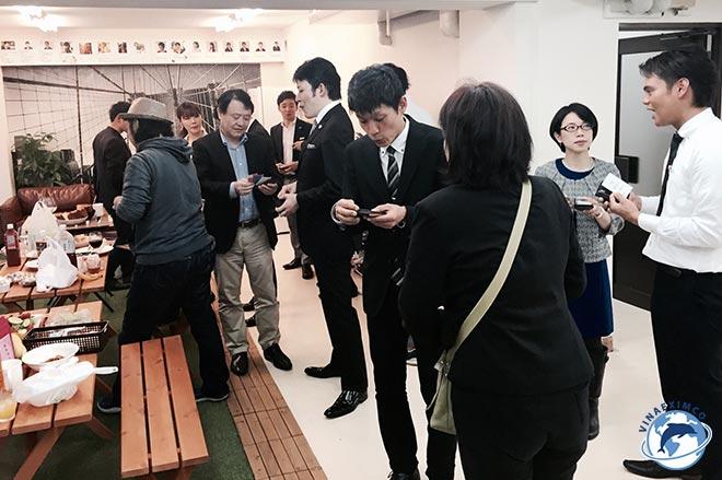 chương trình kỹ sư Nhật Bản thu hút lao động