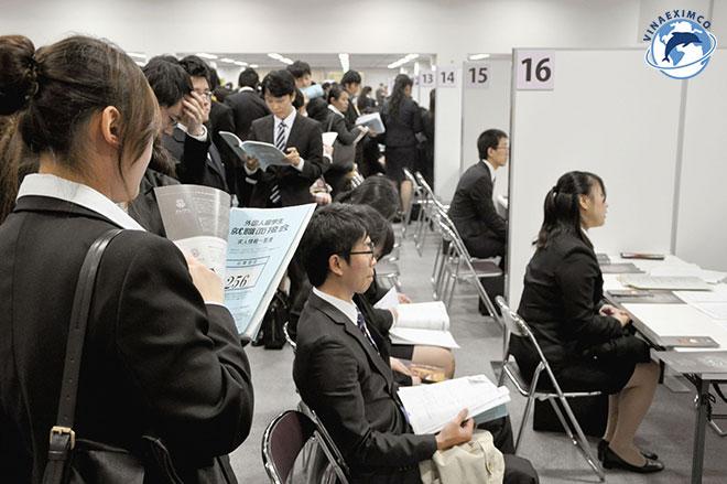 Kỹ sư nông nghiệp Nhật Bản hồ sơ đăng ký dự tuyển