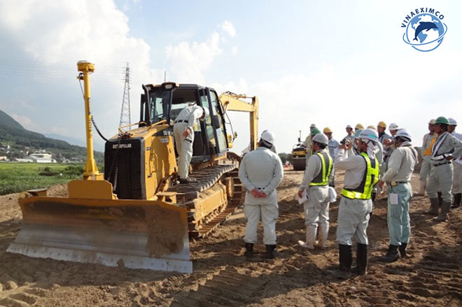 Điều kiện trở thành kỹ sư xây dựng làm việc tại Nhật Bản