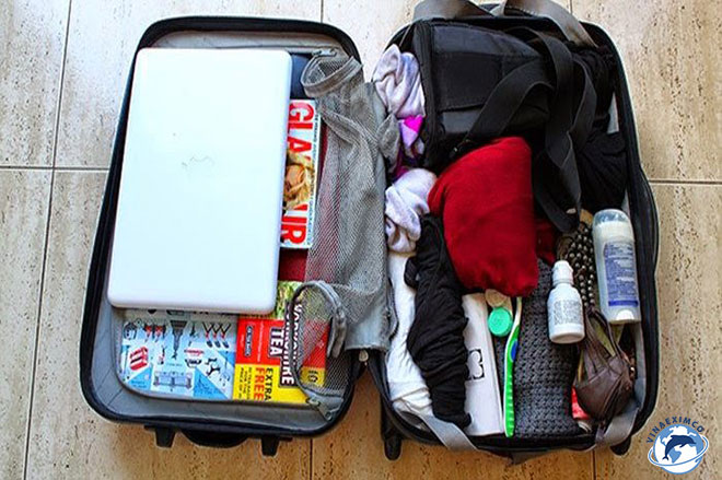Hành lý đi Đài Loan làm việc