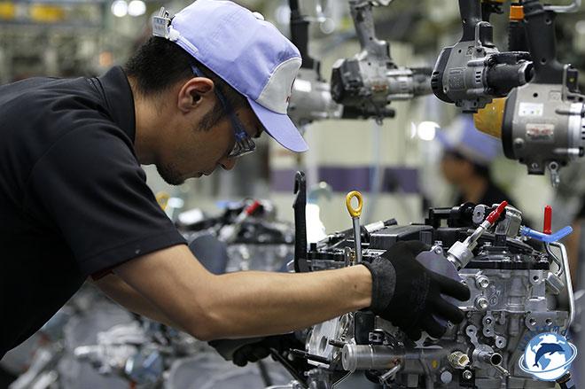 Kỹ sư cơ khí làm việc tại Nhật bản kỹ sư bảo trì máy