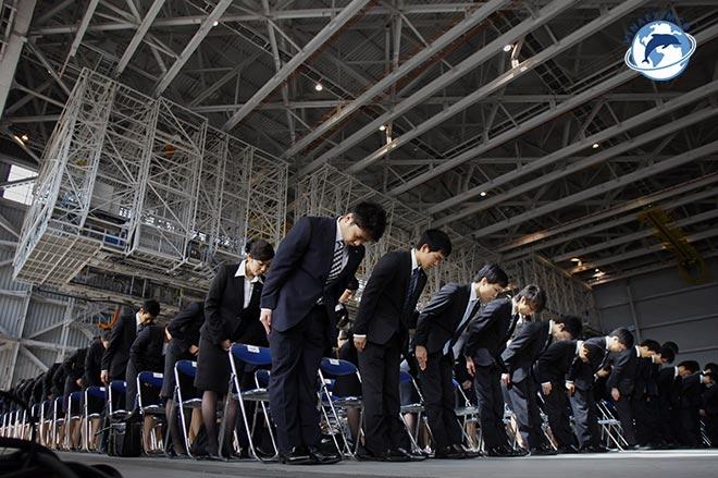 Kinh nghiệm làm việc tại Nhật Bản tính kỷ luật