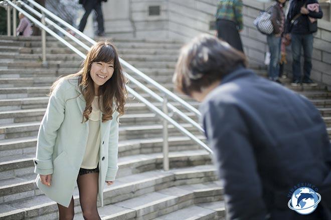 Kinh nghiệm làm việc tại Nhật Bản lịch sự với người xung quanh