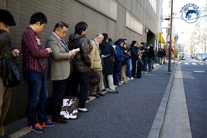 Kinh nghiệm làm việc tại Nhật Bản tính kiên nhẫn