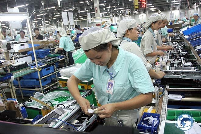 Kỹ sư điện làm việc tại Nhật Bản kỹ sư lắp ráp linh kiện điện tử