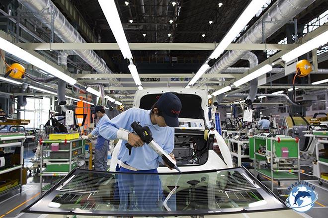 Kỹ sư ô tô Nhật Bản