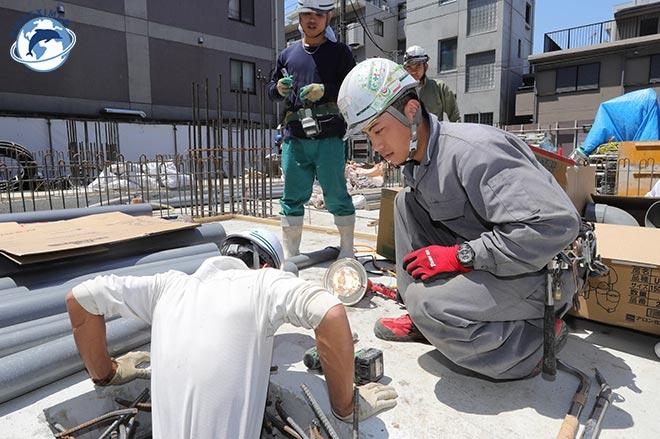 kỹ sư xây dựng đi Nhật Bản