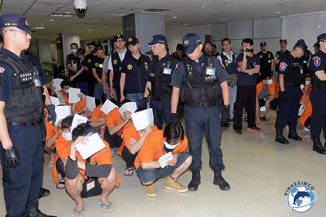 Người cư trú bất hợp pháp tại Đài Loan