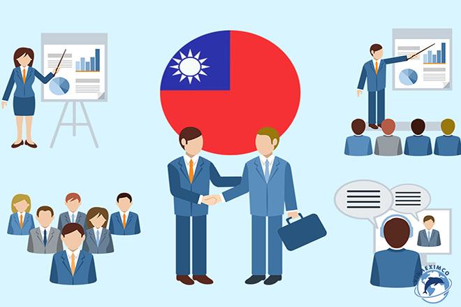 Quy trình thủ tục để đi Đài Loan làm việc