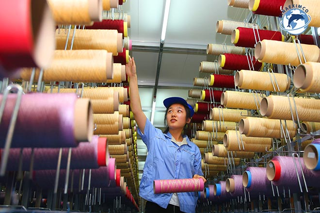 Chi phí xuất khẩu lao động Nhật Bản ngành nghề may mặc