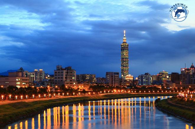 Đặt vé trong thủ tục đi Đài Loan làm việc