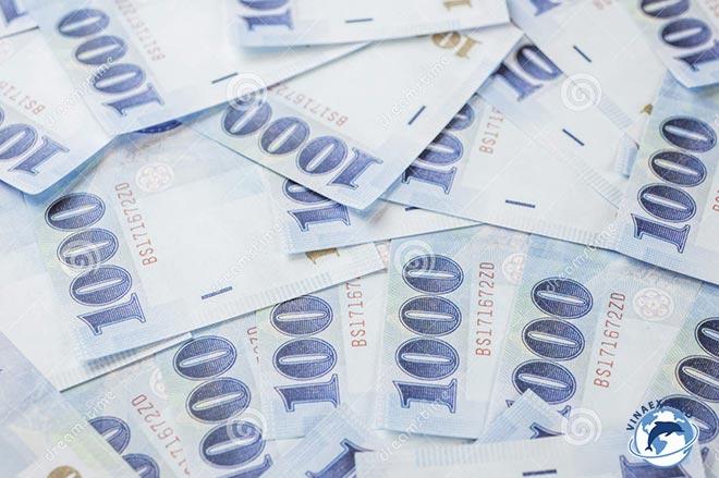 Tiền hồi thuế tại Đài Loan