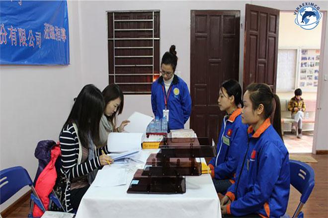 tuyển chọn đi Đài Loan làm việc