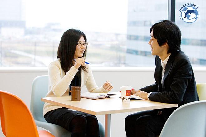 Việc làm thêm Nhật Bản - Training cho người mới