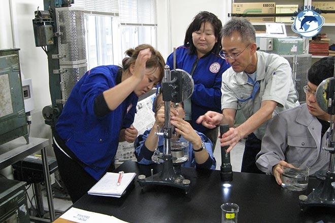 Điều kiện làm việc tại Nhật Bản diện kỹ sư