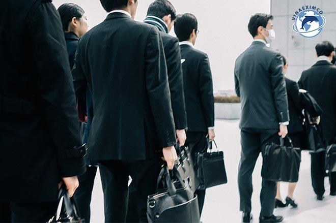 Điều kiện làm việc tại Nhật Bản