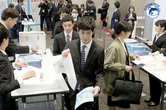 Điều kiện tuyển dụng tại Nhật Bản