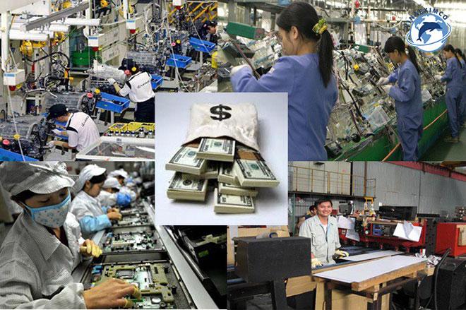 Mức lương tại Đài Loan