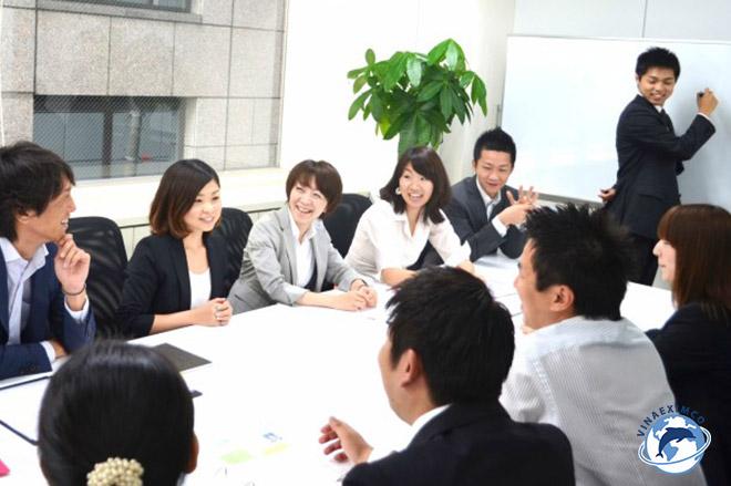 Văn hóa làm việc của người Nhật Bản - Chuyên nghiệp
