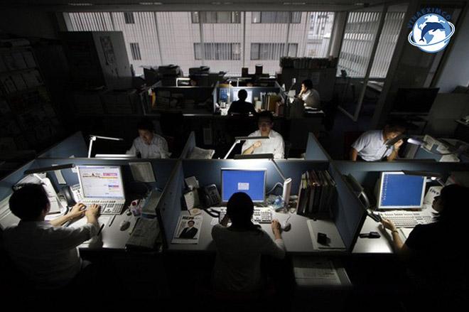 Văn hóa làm việc của người Nhật Bản - Làm thêm giờ