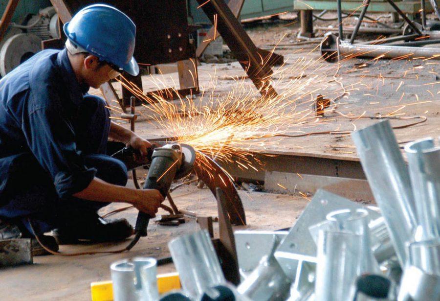 Nam Thực tập sinh cơ khí xuất khẩu lao động Nhật Bản
