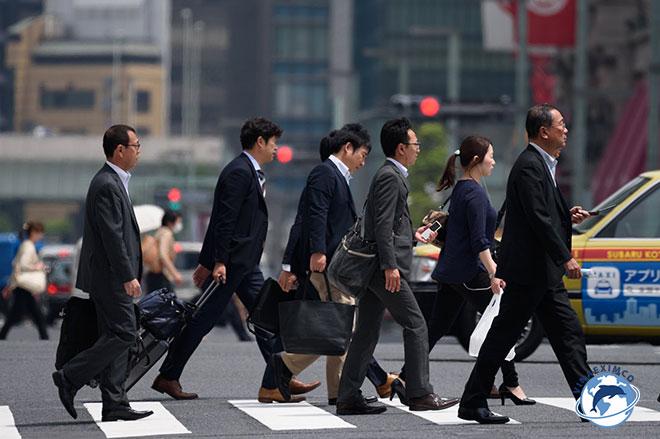 Môi trường làm việc chuyên nghiệp ở Nhật Bản