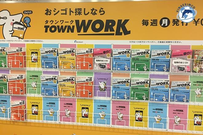 Việc làm thêm Nhật Bản -Điểm khởi đầu