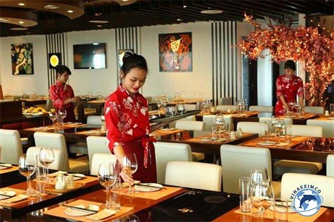 Việc làm thêm Nhật Bản - Phục vụ nhà hàng