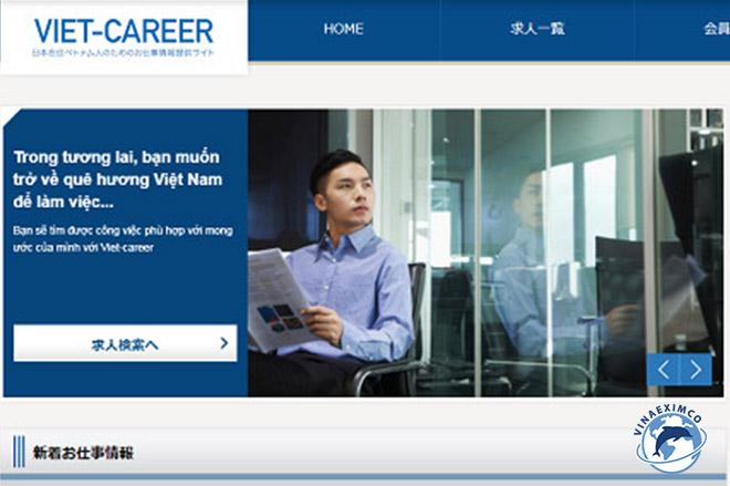 Việc làm thêm Nhật Bản - Website Việt Career