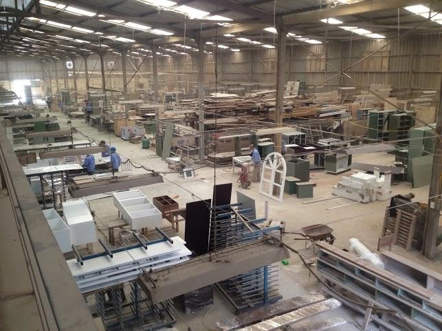 tuyển trực tiếp 09 TTS NAM sản xuất thiết bị nội thất