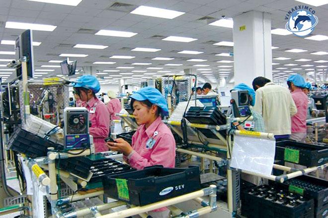 Chi phí xuất khẩu lao động Nhật Bản ngành nghề điện tử