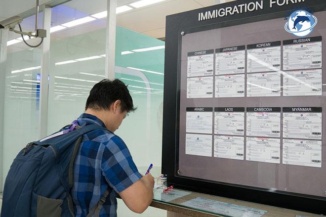 Các giấy tờ cần thiết khác để bảo lãnh người thân sang Nhật