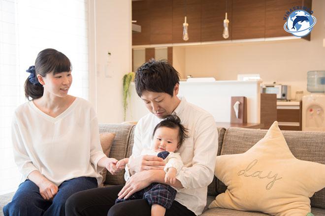 Điều kiện bảo lãnh vợ chồng sang Nhật