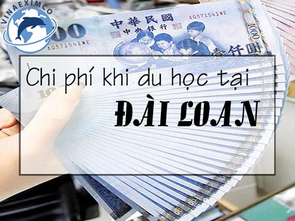 Chi phí du học Đài Loan hệ cử nhân và hệ cao học