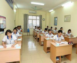 Lớp đào tạo tiếng Nhật cho học viên