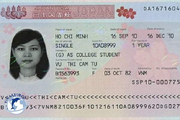 Hồ sơ và hiệu lực Visa du lịch Nhật Ban