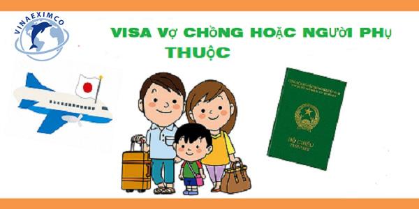 Visa vợ chồng hoặc người phụ thuộc