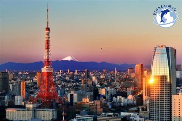 Thủ đô Tokyo là nơi có mức lương cơ bản cao nhất