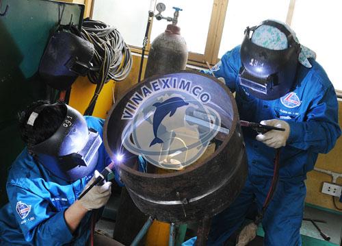 Vinaeximco tuyển 03 thợ hàn 6G lương cao - Xklđ Đài Loan